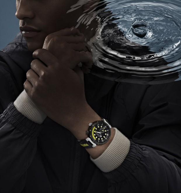 Lee Min Ho bất ngờ xuất hiện trong chiến dịch quảng cáo đồng hồ mới của Louis Vuitton, khoe visual hack tuổi trứ danh - Ảnh 7.