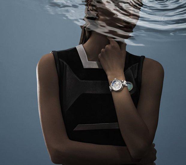 Lee Min Ho bất ngờ xuất hiện trong chiến dịch quảng cáo đồng hồ mới của Louis Vuitton, khoe visual hack tuổi trứ danh - Ảnh 6.