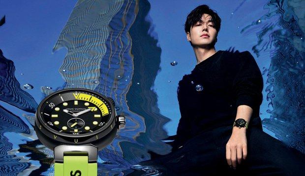 Lee Min Ho bất ngờ xuất hiện trong chiến dịch quảng cáo đồng hồ mới của Louis Vuitton, khoe visual hack tuổi trứ danh - Ảnh 2.