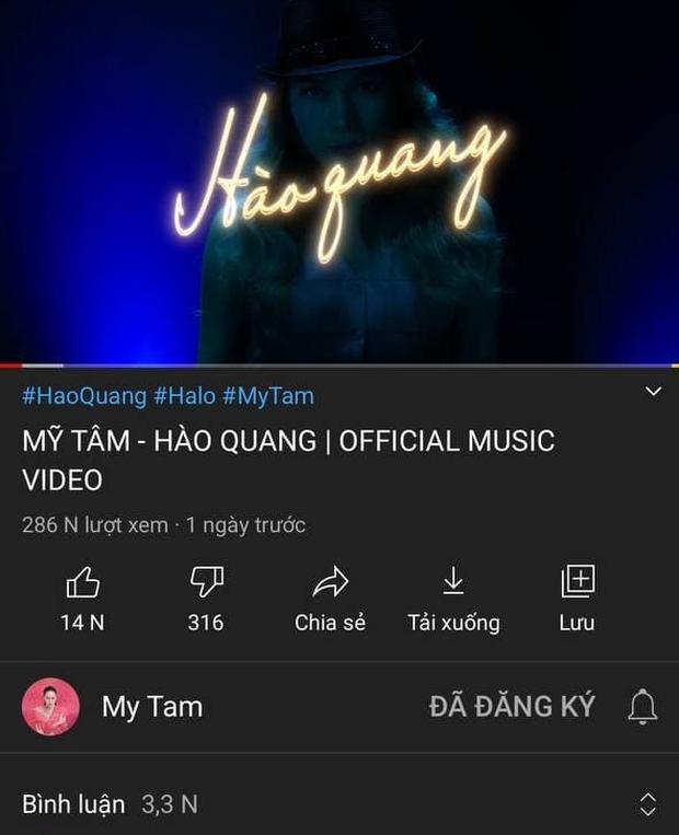Anh chị đại của làng nhạc Việt đụng độ cùng 1 ngày: Đan Trường tiến thẳng top trending, Mỹ Tâm liệu có thực sự toả Hào Quang? - Ảnh 6.