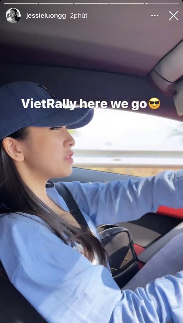 Vừa chi 7,5 tỷ làm thiết kế nội thất, vợ chồng Đoàn Di Băng xách siêu xe 24 tỷ đi chơi với nhà Minh Nhựa và hội đại gia - Ảnh 3.