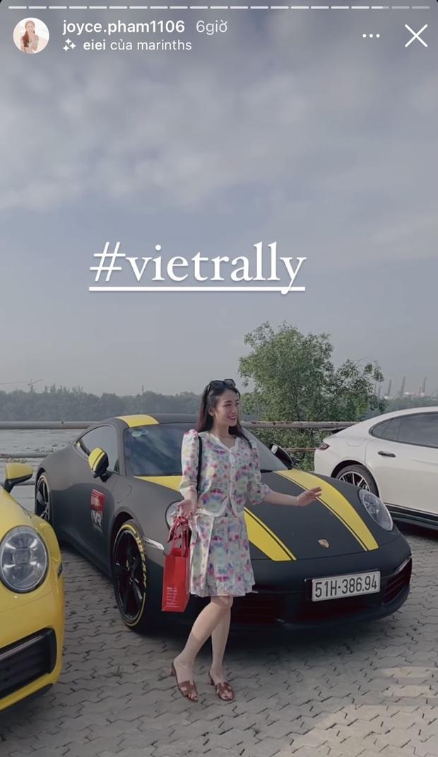 Vừa chi 7,5 tỷ làm thiết kế nội thất, vợ chồng Đoàn Di Băng xách siêu xe 24 tỷ đi chơi với nhà Minh Nhựa và hội đại gia - Ảnh 4.
