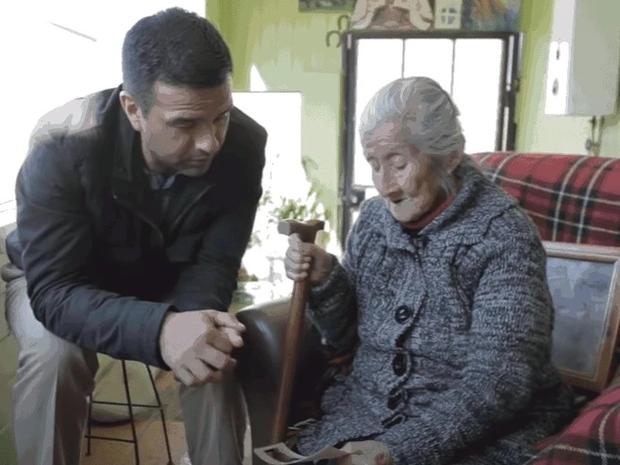 Cụ bà 91 tuổi đi khám vì phát hiện khối u trong bụng, bàng hoàng nhận ra đó là thai nhi nằm trong người suốt 60 năm - Ảnh 5.