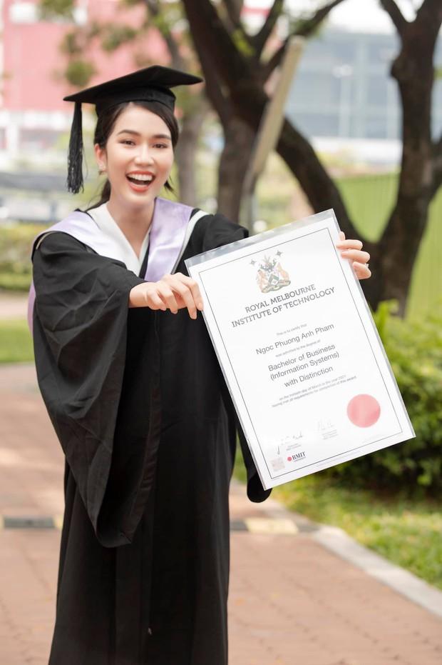 Á hậu Phương Anh tốt nghiệp Thủ khoa RMIT vẫn làm 2 việc đời thường đến mức khó tin - Ảnh 4.