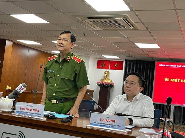 Công an vừa khởi tố vụ tổ chức đua xe trái phép, quái xế lại chặn đường Nguyễn Văn Linh để quậy ở Sài Gòn - Ảnh 2.