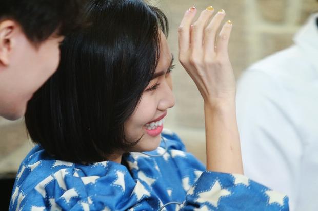 Diệu Nhi nhiệt huyết hát hit SNSD trước mặt trai đẹp Produce X 101 - Ảnh 5.