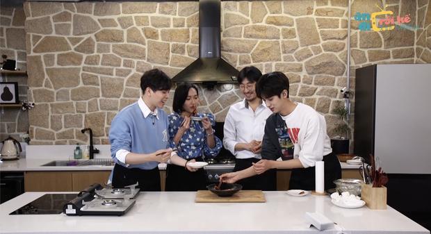 Diệu Nhi nhiệt huyết hát hit SNSD trước mặt trai đẹp Produce X 101 - Ảnh 3.