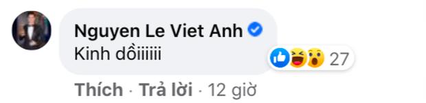 Quỳnh Nga vừa đăng ảnh sexy lấp ló vòng 1, Việt Anh liền thốt lên 2 chữ nghe là đủ biết quan tâm cỡ nào! - Ảnh 4.