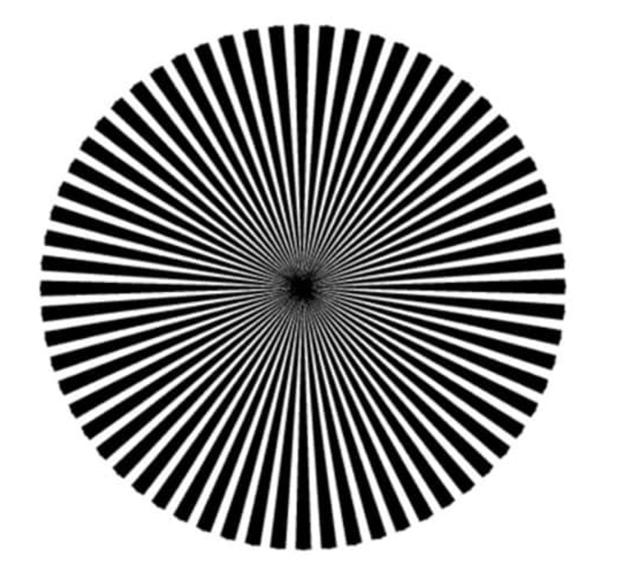 Nhìn thấy màu gì ở tâm hình tròn, màu đó tiết lộ năng lực đáng tự hào của bạn! - Ảnh 1.