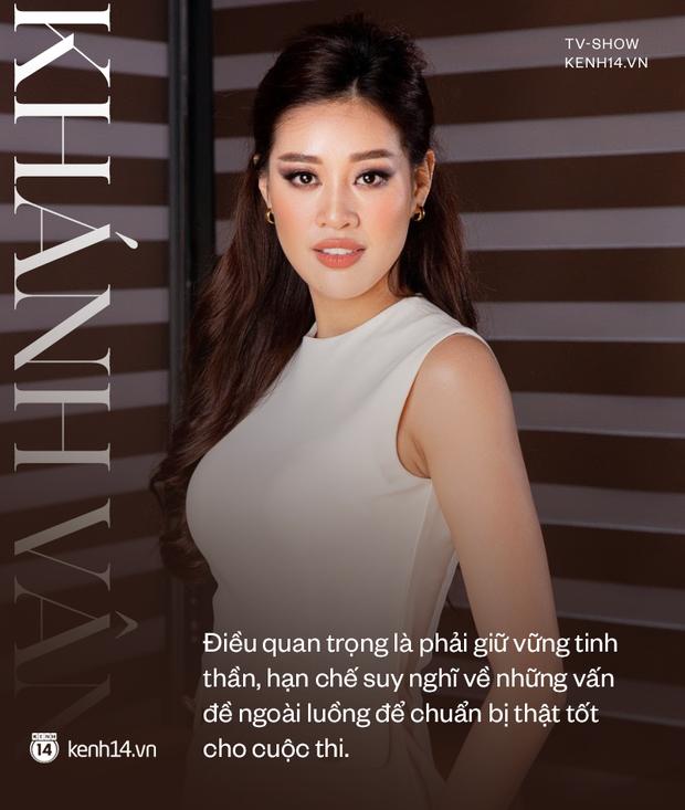 Gặp Khánh Vân trước khi sang Mỹ thi Miss Universe 2020: Gần như offline khỏi MXH, muốn bật khóc vì tập luyện quá nặng - Ảnh 5.