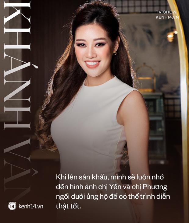 Gặp Khánh Vân trước khi sang Mỹ thi Miss Universe 2020: Gần như offline khỏi MXH, muốn bật khóc vì tập luyện quá nặng - Ảnh 7.