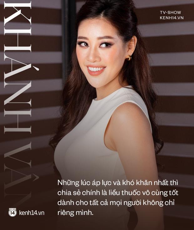 Gặp Khánh Vân trước khi sang Mỹ thi Miss Universe 2020: Gần như offline khỏi MXH, muốn bật khóc vì tập luyện quá nặng - Ảnh 9.
