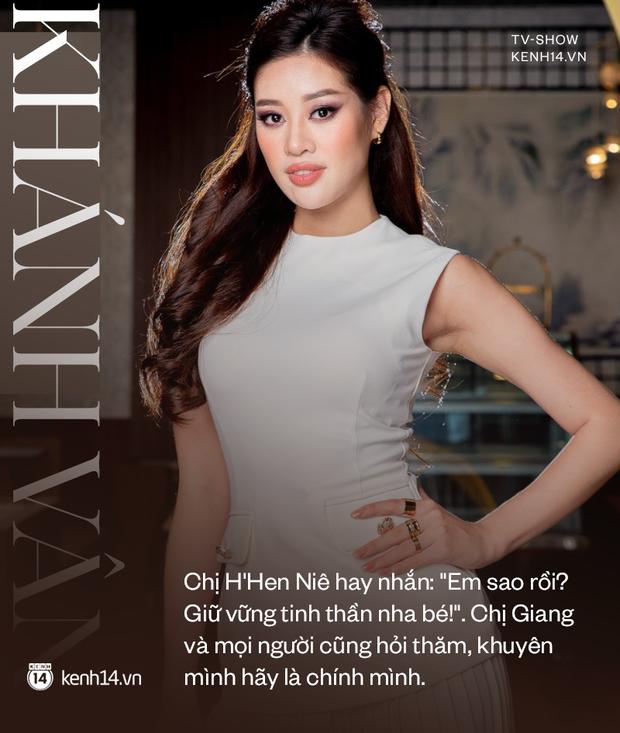 Gặp Khánh Vân trước khi sang Mỹ thi Miss Universe 2020: Gần như offline khỏi MXH, muốn bật khóc vì tập luyện quá nặng - Ảnh 10.