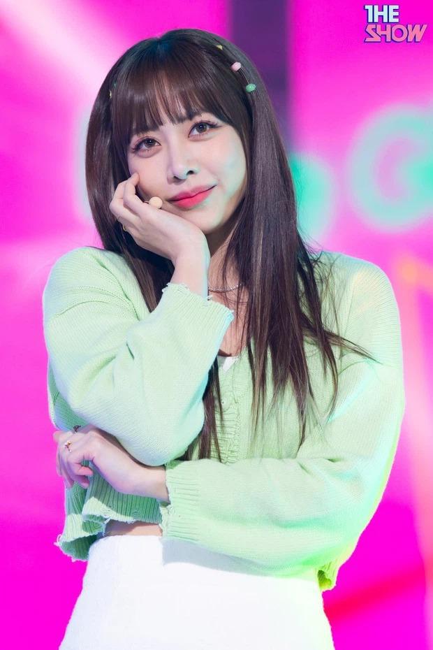 BXH 30 nữ idol hot nhất gây sốc: Hiện tượng ngực khủng đè bẹp BLACKPINK, Wendy (Red Velvet) ra sao sau tai nạn kinh hoàng? - Ảnh 8.