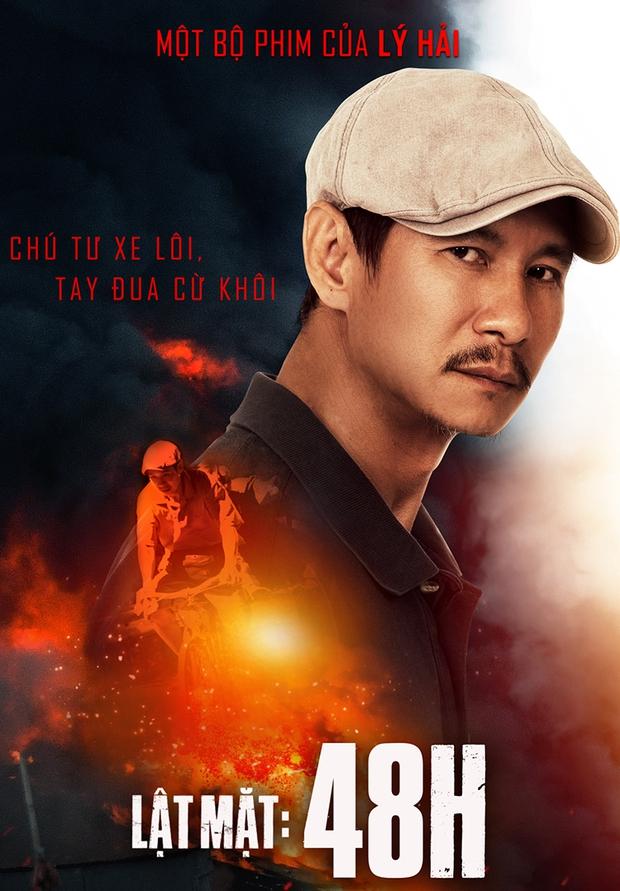 Dàn sao Việt đớ người trước thử thách kể tên 5 phần phim Lật Mặt của Lý Hải, chỉ duy nhất một người đúng 100% nha! - Ảnh 1.
