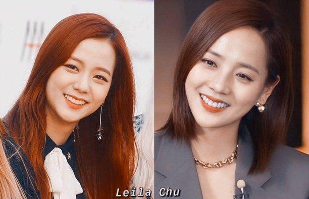 Soi tóc tai, mặt mũi của Jisoo xong mà giật mình vì thấy quá giống 1 nữ idol, kể cả đóng làm mẹ con cũng quá hợp! - Ảnh 2.