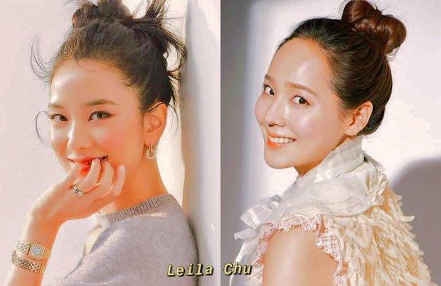 Soi tóc tai, mặt mũi của Jisoo xong mà giật mình vì thấy quá giống 1 nữ idol, kể cả đóng làm mẹ con cũng quá hợp! - Ảnh 6.