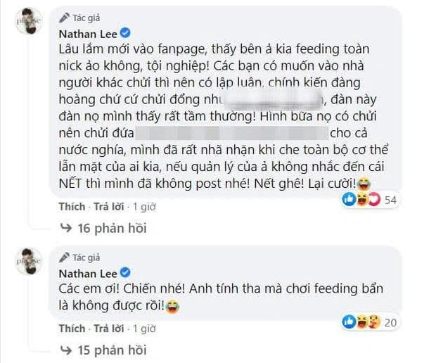 Nước cờ mới của Nathan Lee: Lôi cả Lý Nhã Kỳ vào cuộc, còn đòi chọi cả kim cương giữa drama cực căng với Ngọc Trinh - Ảnh 5.