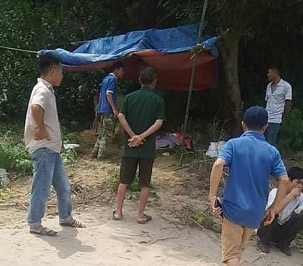 Ra sông tắm, bé trai 3 tuổi ở Nghệ An đuối nước thương tâm - Ảnh 1.