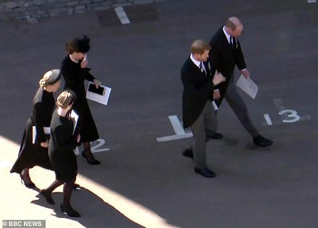 Tiết lộ nội dung cuộc trò chuyện hàn gắn giữa Hoàng tử William và em trai Harry, Meghan lên tiếng ăn theo - Ảnh 2.