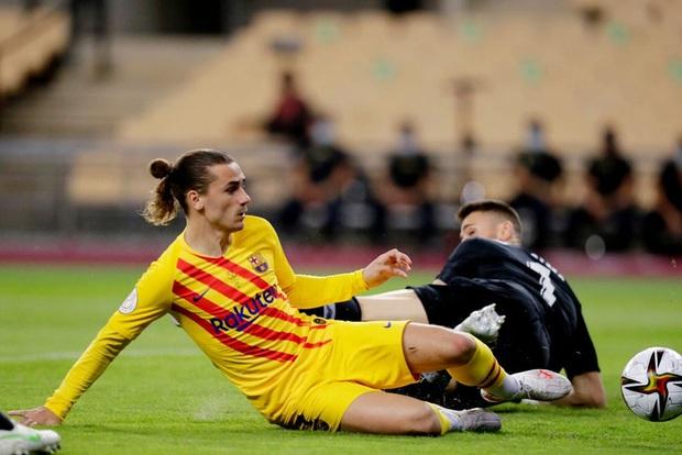 Messi lập cú đúp, Barca vùi dập Bilbao để vô địch Cúp Nhà vua Tây Ban Nha - Ảnh 4.