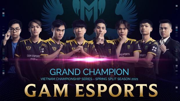 LMHT: Lật kèo ngoạn mục trước Saigon Buffalo, GAM Esports chính thức trở thành tân vương VCS Mùa Xuân 2021 - Ảnh 4.