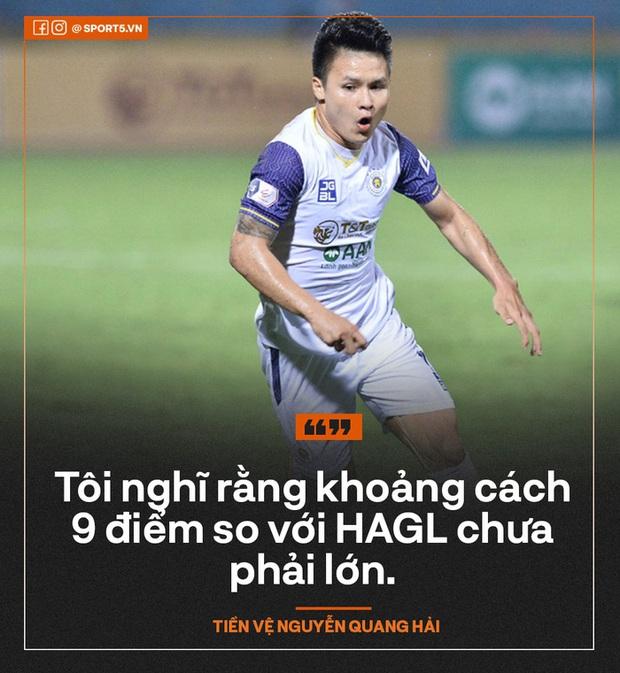 Fan HAGL chế loạt ảnh cà khịa Hà Nội FC sau trận đấu trên sân Pleiku - Ảnh 4.