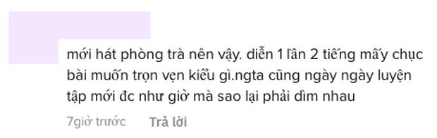 Khán giả nghe live thì chê Quân A.P, nhưng netizen lại có phản ứng trái ngược? - Ảnh 4.