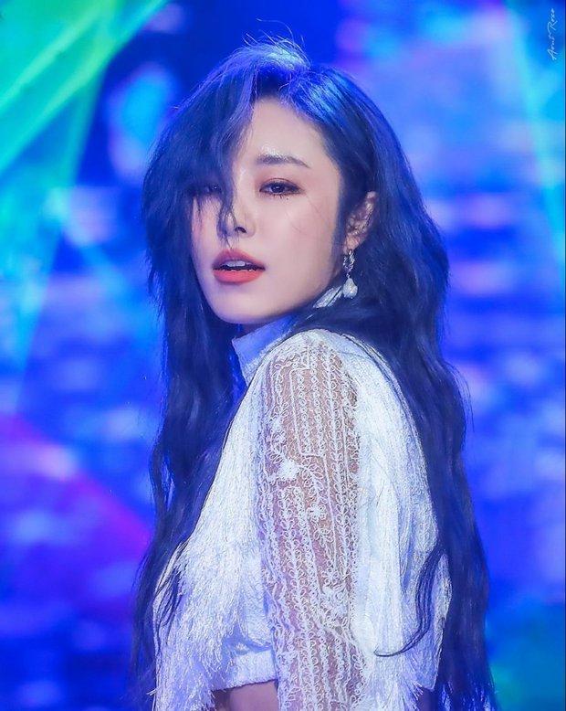 BXH 30 nữ idol hot nhất gây sốc: Hiện tượng ngực khủng đè bẹp BLACKPINK, Wendy (Red Velvet) ra sao sau tai nạn kinh hoàng? - Ảnh 9.