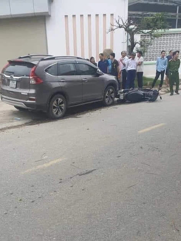 Phú Thọ: Người phụ nữ và con trai 2 tuổi tử vong thương tâm sau khi va chạm với ô tô - Ảnh 1.