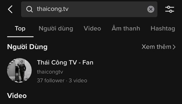 Kênh TikTok đăng clip Thái Công đi ăn bún riêu bất ngờ biến mất giữa ồn ào - Ảnh 2.