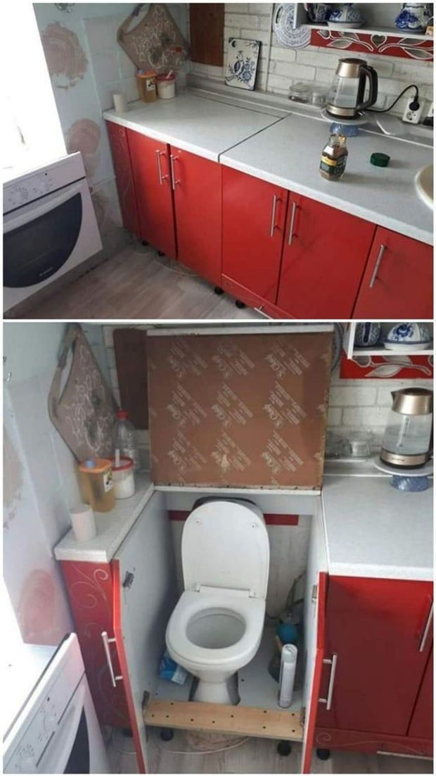Tuyển tập những nhà vệ sinh hắc ám, nhìn xong là đủ kiên nhẫn nhịn đến lúc về nhà - Ảnh 4.