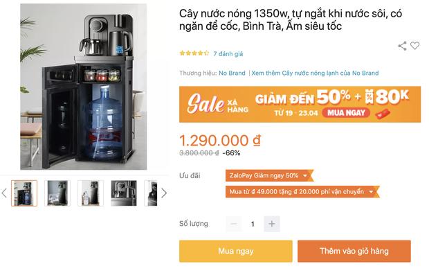 Đồ điện gia dụng hot đang có giá sale cực tốt: Máy hút bụi ga giường chỉ 400k, máy lọc không khí giảm 40% - Ảnh 13.