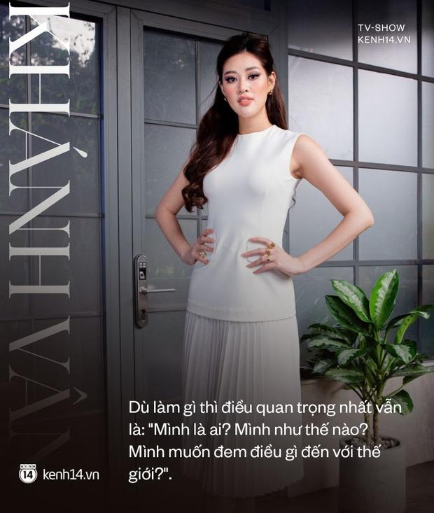 Gặp Khánh Vân trước khi sang Mỹ thi Miss Universe 2020: Gần như offline khỏi MXH, muốn bật khóc vì tập luyện quá nặng - Ảnh 11.
