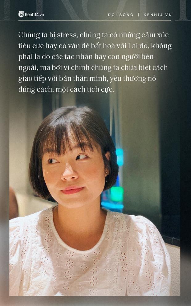 Sợ cô đơn nhưng đã độc thân hơn 1 năm, cô gái 30 tuổi và 8 bài học về yêu bản thân và xoa dịu tâm hồn - Ảnh 2.