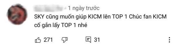 Fandom Sky bỗng nhiệt tình cày view cho bài mới của K-ICM, định lật đổ top trending của Jack để dọn đường cho Sơn Tùng à? - Ảnh 7.