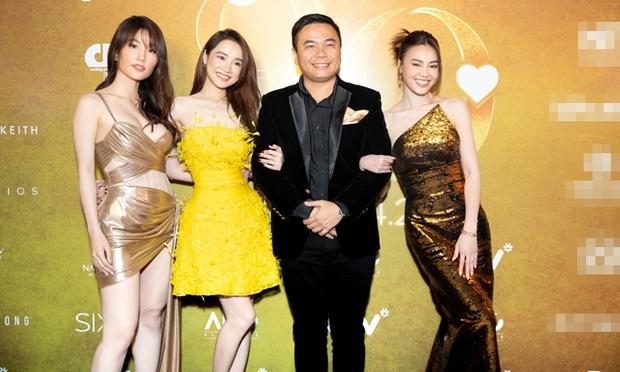 Đạo diễn Nhất Trung hoá ra đã se duyên cho vợ chồng Nhã Phương, còn thân đến mức được Trường Giang dẫn dắt hôn lễ - Ảnh 6.