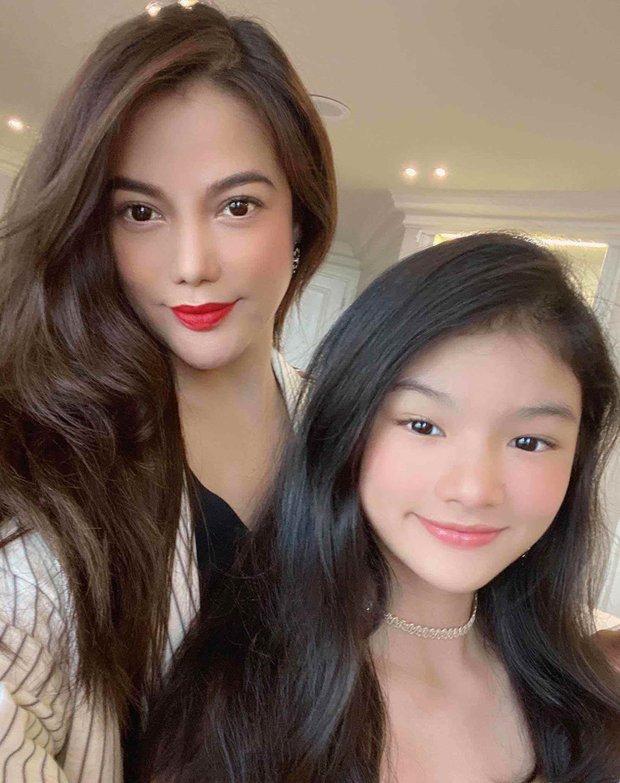 Trương Ngọc Ánh khoe ảnh selfie của con gái, đổi tóc xíu thôi mà dàn sao Vbiz khen nức nở - Ảnh 6.