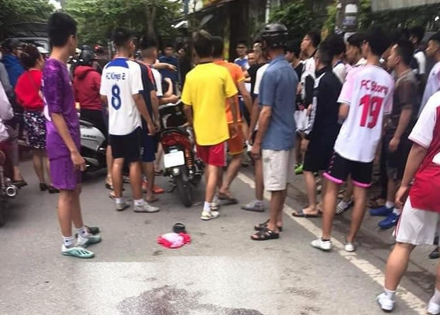 Nam Định: 5 học sinh liên quan vụ nam sinh bị đâm tử vong - Ảnh 1.