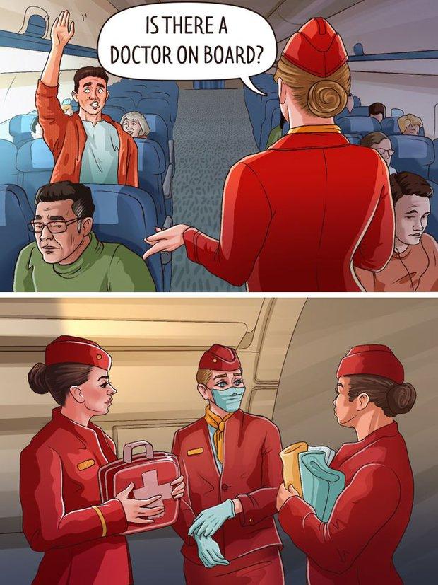 Điều gì sẽ xảy ra nếu 1 em bé ra đời ngay trên máy bay? Mọi chuyện sẽ không giống như bạn tưởng tượng - Ảnh 1.