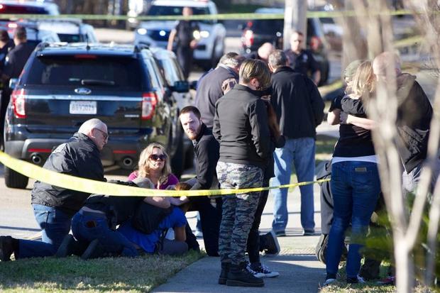 Mỹ ghi nhận gần 50 vụ xả súng chỉ trong 1 tháng - Ảnh 1.