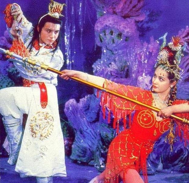 Nữ yêu tinh xinh đẹp, giàu có nhất đoàn làm phim Tây Du Ký 1986 - Ảnh 3.
