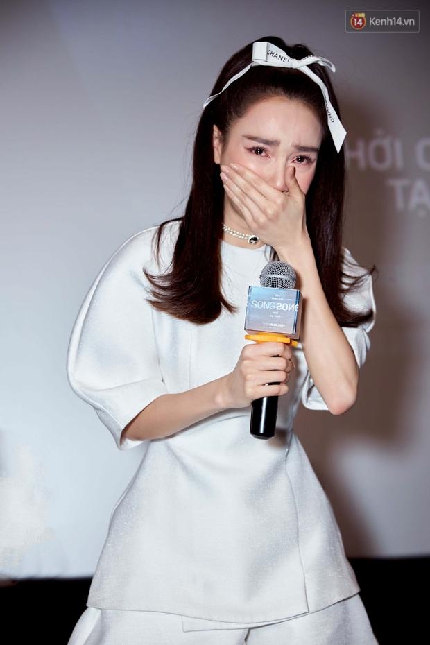 Giữa drama mắc bệnh ngôi sao, Nhã Phương bị đào lại việc đi muộn 2 tiếng ở họp báo Song Song - Ảnh 3.