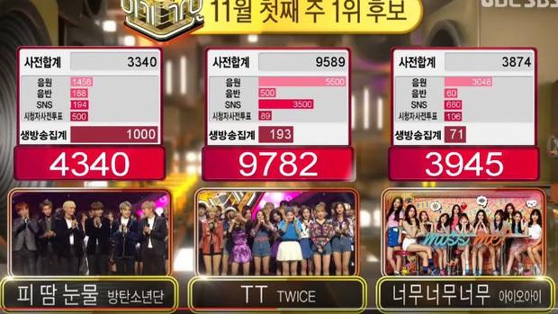 Mối duyên ngầm giữa BTS và TWICE: Trai đẹp cứ 5 lần 7 lượt comeback là kiểu gì cũng đụng độ gái xinh - Ảnh 4.