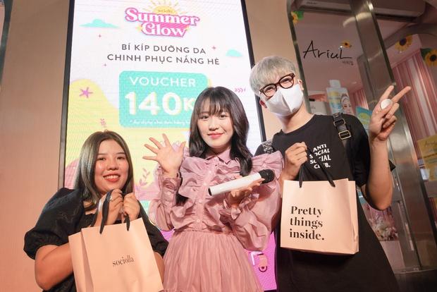 Loạt deal K-Beauty đỉnh của chóp khiến fan của Han Sara chốt đơn ngập Facebook - Ảnh 3.