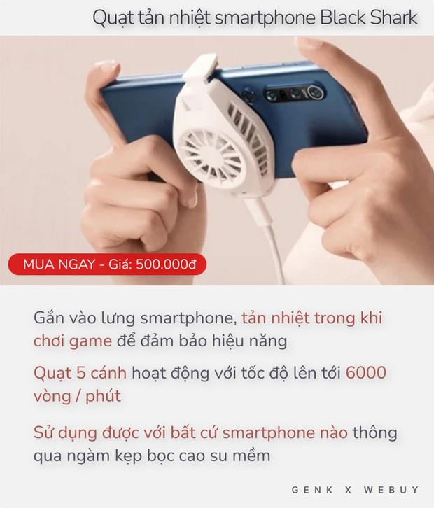 Từ 19k có ngay loạt phụ kiện chơi game cho smartphone để leo rank ầm ầm - Ảnh 4.