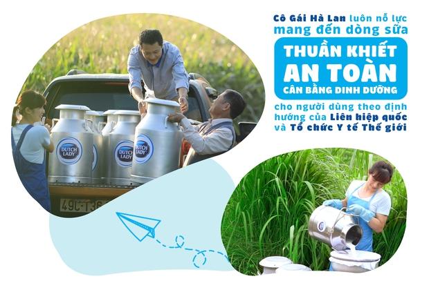 """25 năm sữa Cô Gái Hà Lan đã """"bén duyên"""" với đất nước, con người Việt Nam như thế nào - Ảnh 6."""