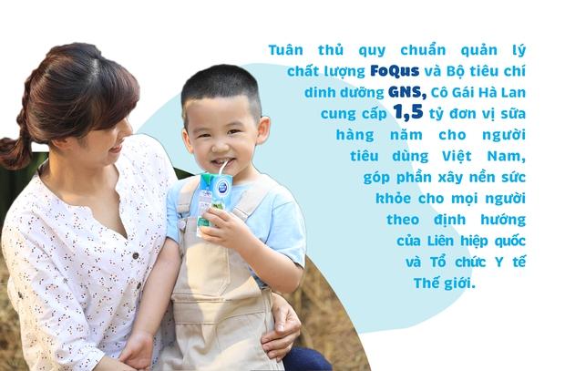 """25 năm sữa Cô Gái Hà Lan đã """"bén duyên"""" với đất nước, con người Việt Nam như thế nào - Ảnh 9."""