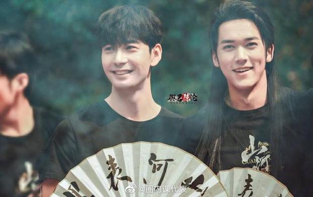 Tra nam Đông Cung sủng trai đẹp hết cỡ ở phim đam mỹ mới, fan thấy gay cấn chả thua gì Thiên Nhai Khách - Ảnh 3.