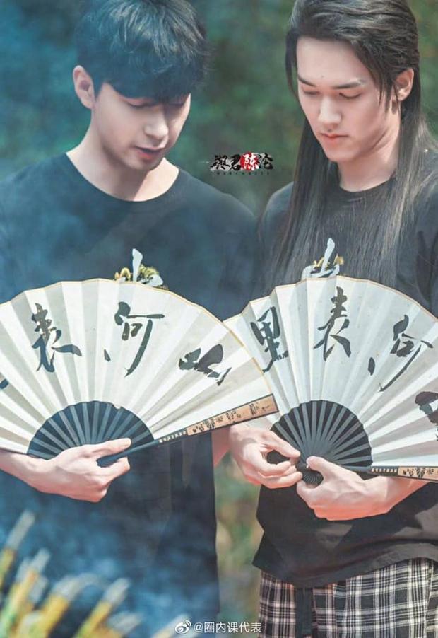 Tra nam Đông Cung sủng trai đẹp hết cỡ ở phim đam mỹ mới, fan thấy gay cấn chả thua gì Thiên Nhai Khách - Ảnh 2.